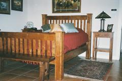 Custom Bed Frame